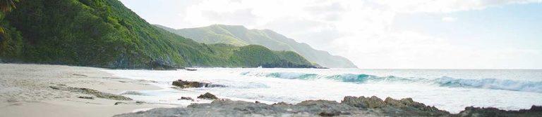 St. Croix, Virgin Islands west end beach